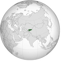 Kyrgyzstan country briefing